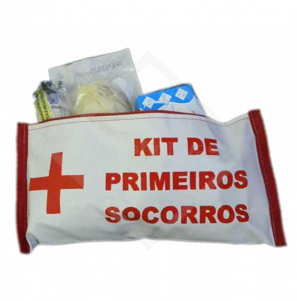 Kit de Primeiros Socorros são itens para se ter a mão em todos os momentos. Ideal para pequenas emergências ou para ser utilizado para um pronto atendimento.