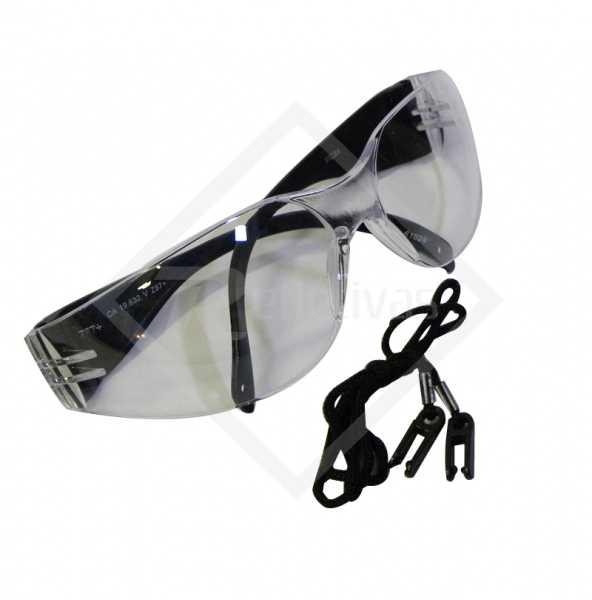 Óculos Modelo Leopardo