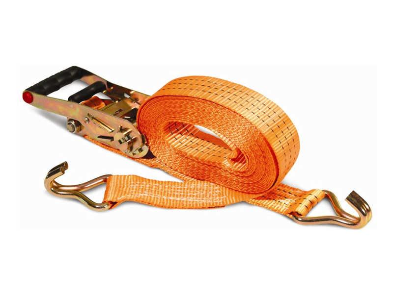 Kit Cinta Catraca 10 TON - cinta com 100 mm e 9 metros.