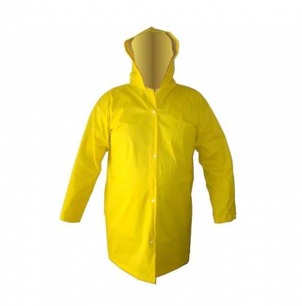 Capa de chuva em PVC.Tamanhos: G / GG.