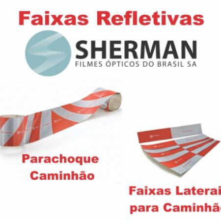 Faixa Refletiva Sherman