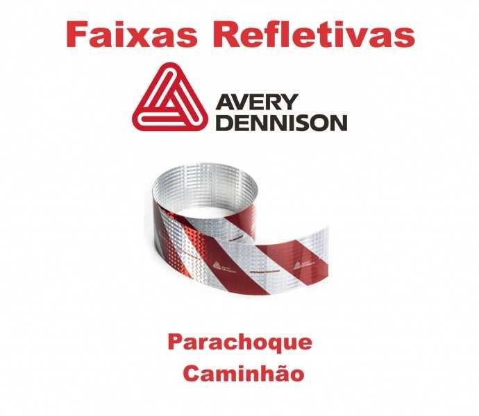 Faixa Refletiva Avery Dennison, material de alta tecnologia e qualidade. Faixas homologadas e dentro das legislação de transito proporcionamento tranquilidade e segurança.