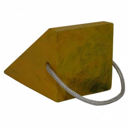 Calço de Madeira com Corda 15x20x15