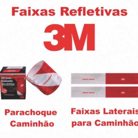 Faixa Refletiva 3M