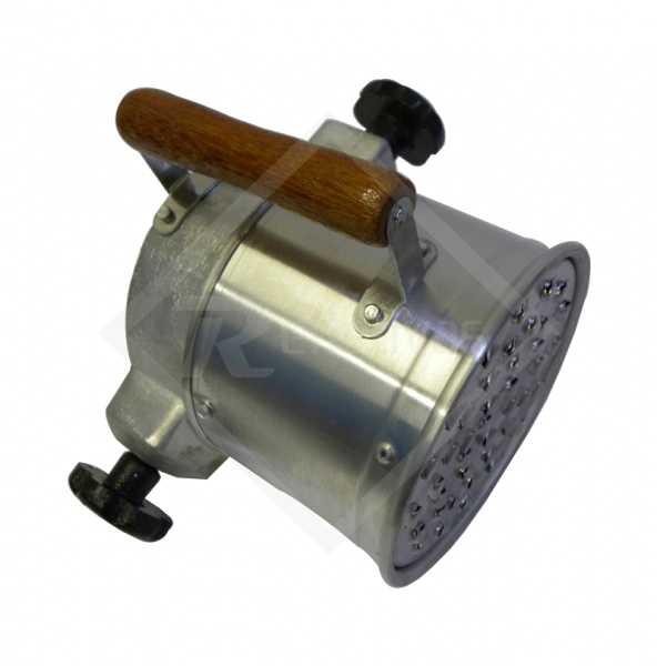 Dispositivo usado no escapamento dos caminhões para evitar explosões.