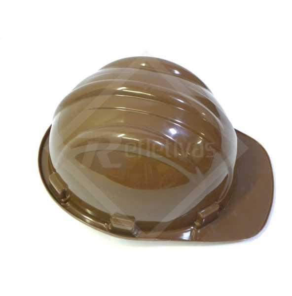Capacete de Proteção é um EPI indispensável para locais com riscos de perfuração ou impacto na cabeça.